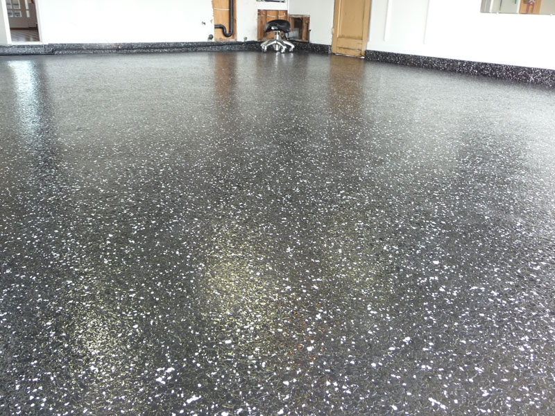 Epoxy Flooring Garage