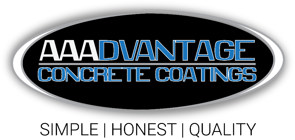 AAAdvantage Concrete Coatings Logo