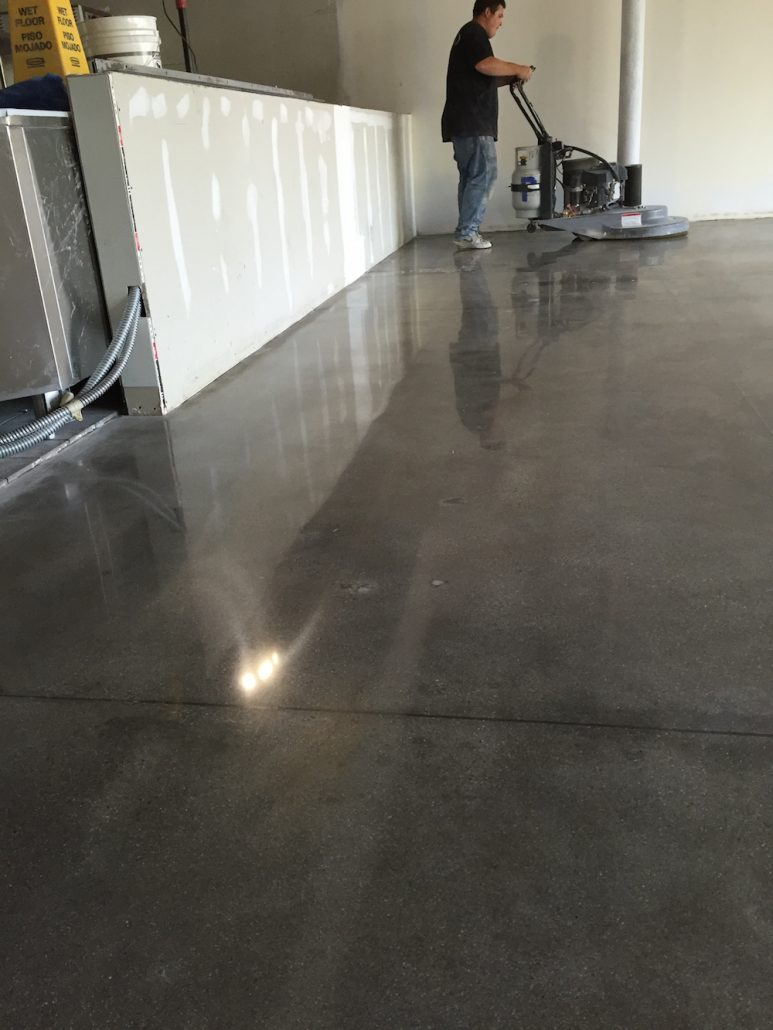 Aaadvantage In Action Aaadvantage Concrete Coatings